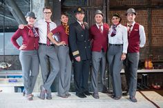 Sassy Stew's Top 15 Airline Uniforms of 2013   Rants of a Sassy Stew