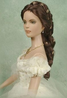 Empress Elisabeth of Austria - Sissi doll