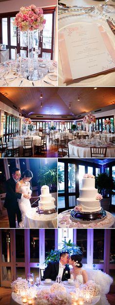 Romantic Elegant Hawaii Wedding from Derek Wong love the sweet heart table
