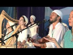 http://www.satnamfest.com  As part of the closing ceremony for 2011's Sat Nam Fest, Mirabai Ceiba led a heart-opening Guru Ram Das / Ra Ma Da Sa meditation with beautiful hand movements (celestial communications) led by Snatam Kaur and Jai-Jagdeesh.  It was a magical way to end the festival.  Join the Sat Nam Fest community online at http://www....