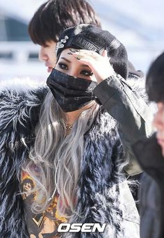 CL was spotted at Incheon Airport for MAMA 2015!