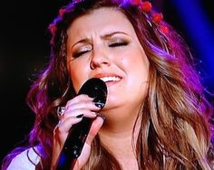 The Voice Knockout Rounds Sarah Simmons