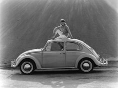 Volkswagen Käfer by Auto Clasico, via Flickr
