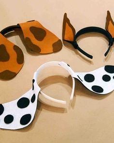 Felt Puppy Ears DIY