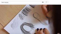 КАК Я РИСУЮ ВОЛОСЫ: МОИ СОВЕТЫ SKETCHBOOK - YouTube