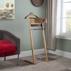 Shop for Newport Walnut Wood Valet. Get free delivery at Overstock.com - Your Online Housewares Store! Get 5% in rewards with Club O! - 24959463