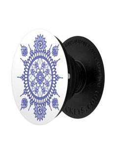 Who knew tech could look so amazing! This handy mandala PopSocket can stick to almost any surface and can pop up to 12,000 times! Perfect for capturing your most precious moments - photograph your friends, family and adventures like never before. Grindstore Exclusive Design.