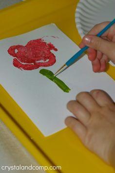 homemade valentine cards preschoolers can make