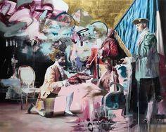 Exhibition-ism - Conor Harrington