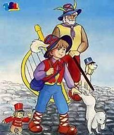 I had a record with this story, a book and watched the tv series. All time favorite! Childhood Tv Shows, Childhood Toys, Childhood Memories, Best Cartoons Ever, 80 Cartoons, Cartoon Tv, Vintage Cartoon, Vintage Tv, Remi Sans Famille