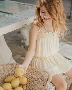 Sunshine and lemons 🍋🍋🍋 #skemo #skemokids #kidstrends #trendykids