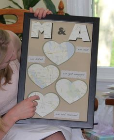 amazing bridal shower gift   How Do It - i want someone to make this for me!!!!