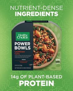 Our Cauliflower Curry Power Bowls makes for a great vegan meal to support your healthy life style. With nutrient-dense ingredients like whole grains, leafy greens, cauliflower and lentils, AND of plant-based proteins it's as delicious as it is filling The Cream, Shortbread, Toffee, Avocado Toast, Make It Easy, Quick Keto Breakfast, Breakfast Recipes, Low Carb Cheesecake, Cheesecake Recipes