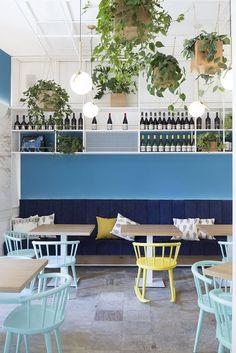 Studio DiDeA Designs New Bistrot Cento61 - Josper Bar in Palermo