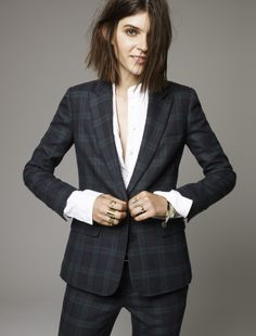 i just want a well-proportioned blazer. i can never find one. sigh.