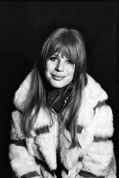 Marianne Faithfull | 1967 | Photographed by Marc Sharatt