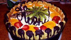 Tort Diplomat Romanian Desserts, Occasion Cakes, Cheesecakes, Sweet Treats, Deserts, Pie, Cupcakes, Pasta, Dinner