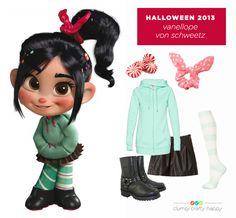 Wreck It Ralph on Pinterest | Wreck It Ralph Costume, Cosplay and