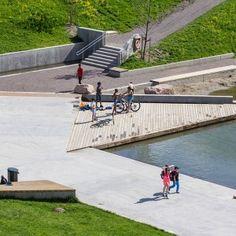 Grorudparken by LINK Arkitektur « Landscape Architecture Works | Landezine