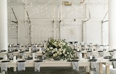 Image 30 - David   Jenna: A minimalist warehouse wedding in Real Weddings.