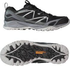 Merrell Men's Capra Bolt Hiking Shoes Black