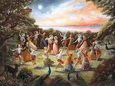 08 / nov // sexta//19:30h Com alegria te convidamos a entrar nessa roda e participar da vivência em Danças Devocionais Indianas. Aula com danças tradicionais e contemporâneas trazendo os símbolos e…