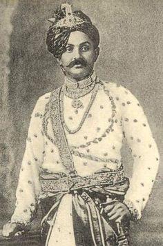 Lt. Col. HH                       Maharaja Jam Shri Sir Ranjitsinhji Vibhaji, 19th                       Maharaja Jam Sahib of Nawanagar *** By Rohit Sonkiya
