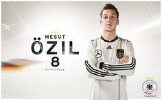 Mesut Özil - Germany - Arsenal - MF - October 15, 1988