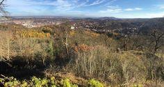 The fabulous #view from #Wartburg #Castle. #life #travel #tourism #tourist #history #forest #culture #schloss #Autumn #bluesky #Germany #Deutschland #Eisenach #IgersEisenach #Thuringia