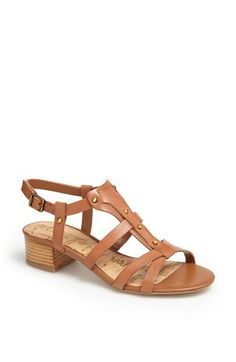 I've had really good luck with Sam Edelman sandals in the past. 'Angela' Sandal.