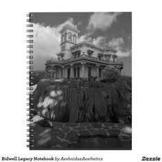 Bidwell Legacy Notebook