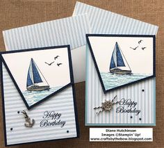 Stampin' Up! Independent Demonstrator in Alberta Canada Masculine Birthday Cards, Birthday Cards For Men, Handmade Birthday Cards, Masculine Cards, Greeting Cards Handmade, Male Birthday, Cards For Men Handmade, Fathers Day Cards Handmade, Fancy Fold Cards