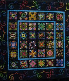 Joanne Reagh - Kaleidoscope of Hearts by jckirner, via Flickr