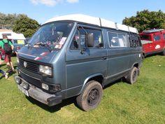 Volkswagen T25 Syncro (Vanagon T3) camper