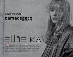 """Check out new work on my @Behance portfolio: """"Party Flyer Ellie Ka"""" http://be.net/gallery/49626039/Party-Flyer-Ellie-Ka"""
