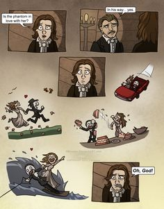 The phantom's love by JWiesner.deviantart.com on @DeviantArt - This makes me laugh so hard