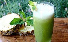 Elimine a barriga bebendo o suco devorador de gordura. Aprenda, passo a passo, a preparar a bebida que auxilia na dieta para emagrecimento.