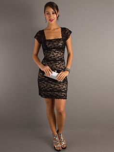 Vestidos de Encaje Elegantes2