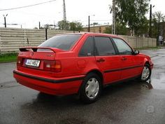 Volvo 440 GL SE (picture from other owner) Volvo 440, Automobile, Wheels, Cars, History, Pictures, Photos, Motor Car, Autos
