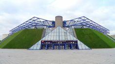 Palais Omnisports de Paris-Bercy - 12th arrondissement of Paris FRANCE
