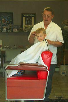 Barber Shop by Mashuga