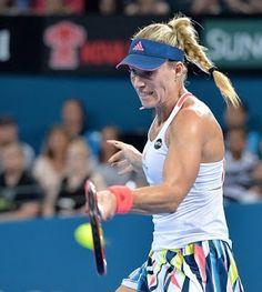 Blog Esportivo do Suíço:  Kerber tem trabalho, mas se garante nas quartas em Brisbane