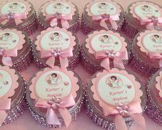 Baptism Favor or any religious event. (Price is per one dozen) on Etsy, $28.99