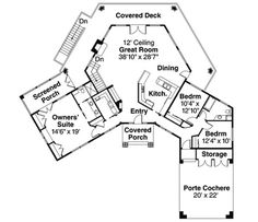 hexagon house floor plans Google Search hex house Pinterest