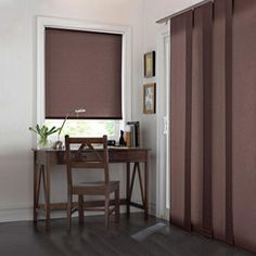 Whole Home /MD Oceana Fabric Panel Blind