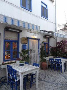 fotoblogturkey:  Alaçatı Sokakları, İzmir, Türkiye