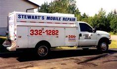 A.T. Stewart & Sons Garage