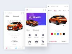 Custom Car Builder app designed by Sajin Philip 🏄. Connect with them on Dribbble; Web Design, App Ui Design, Ui Design Mobile, Car App, Android App Design, App Design Inspiration, H & M Home, Custom Cars, Mobile App