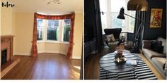 Home renovation befo