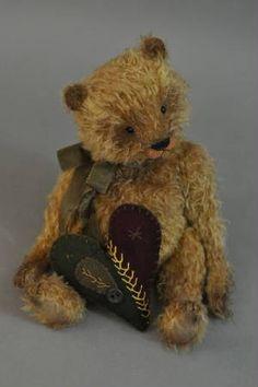 A Heart For Teddy #teddy, #teddies, #bears, #toys, #pinsland, https://apps.facebook.com/yangutu
